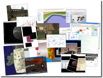 Digital Projects Collage