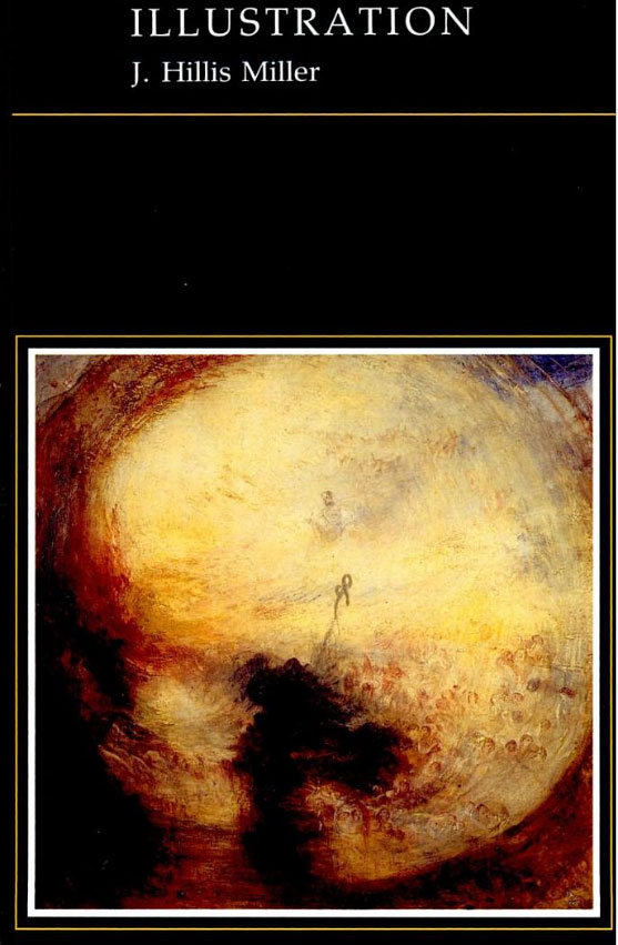 Cover of J. Hillis Miller, Illustration book